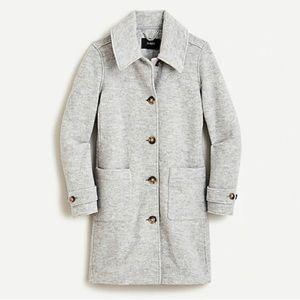 NWT J.Crew Plus Size Lady Coat In Italian Wool